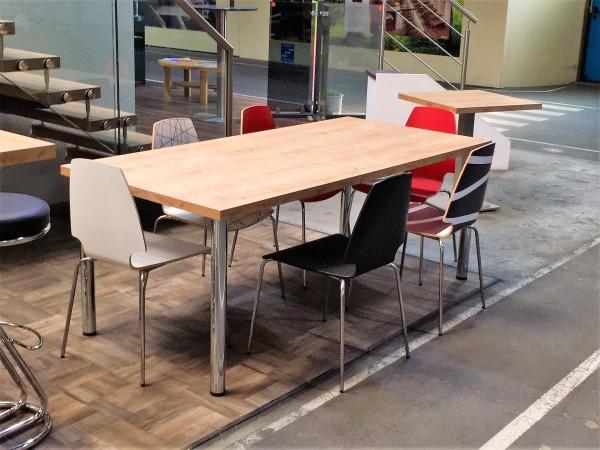 Tischplatte Longlife, max. Breite 115cm
